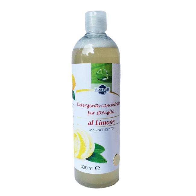 Detergente concentrato per stoviglie al limone
